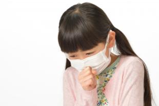 長引く咳のイメージ